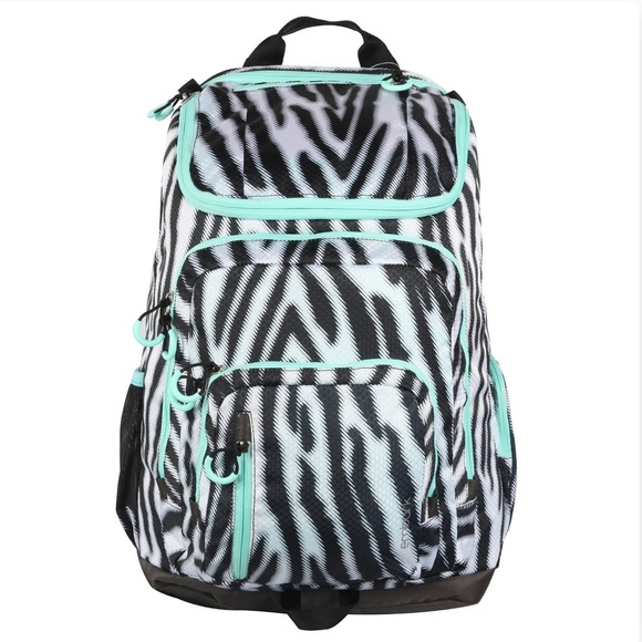 Zebra Convertible Messenger Bag SUPERME